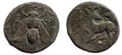 Ancient Coins - Ionia, Ephesos. Circa 390-320/00 BC. Æ 14