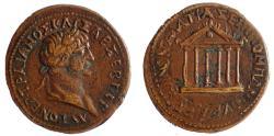 Ancient Coins - Galatia, Koinon of Galatia. Trajan. AD 98-117. Æ 33
