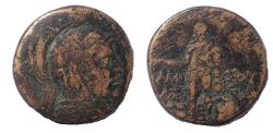 Ancient Coins - Pontos, Amisos, ca. 105-85 BC. Æ 27