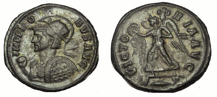 Ancient Coins - Probus AE Antoninianus. AD 276-282