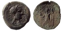 Seleucis and Pieria. Laodicea ad Mare. Geta. As Caesar, AD 198-209. Æ 26, Very Rare.