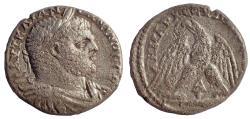 Ancient Coins - Phoenicia, Tyre. Caracalla. AD 198-217. AR Tetradrachm