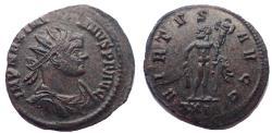 Ancient Coins - Maximianus Herculius AD 286-305.