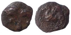 Ancient Coins - Carthage. Circa 330-300 BC. Æ Unit