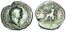 Ancient Coins - Titus. AD 79-81. AR Denarius