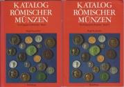 Ancient Coins - Katalog Römischer Münzen: Von Pompejus bis Romulus: Band I & II