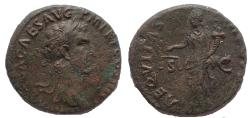 Ancient Coins - Nerva. AD 96-98. Æ As