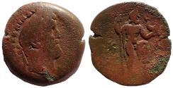 Ancient Coins - Egypt, Alexandria. Antoninus Pius. AD 138-161. Æ Drachm