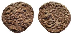 Ancient Coins - Seleucis and Pieria. Antioch. Augustus. 27 BC-AD 14. Æ Trichalkon