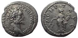 Ancient Coins - Septimius Severus. AD 193-211. AR Denarius