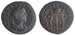 Ancient Coins - Cilicia, Anazarbus. Valerian I. AD 253-260. Æ 23