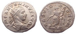 Ancient Coins - Elagabalus. 218-222 AD. AR Antoninianus