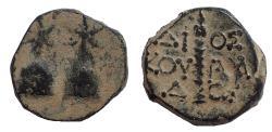 Ancient Coins - Kolchis, Dioskourias. Circa 105-90 BC. Æ 17