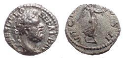 Ancient Coins - Clodius Albinus AD 193-197, as Augustus. Lugdunum (Lyon) Denarius. Rare.