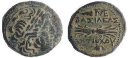 Ancient Coins - Seleucid Kingdom. Antiochos I Soter (281-261 BC). Ae 20