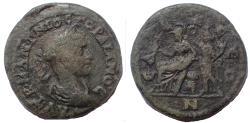 Ancient Coins - Macedon, Edessa. Gordian III. AD 238-244. Æ 25