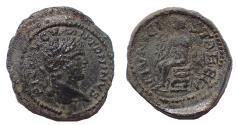 Ancient Coins - Macedon, Stobi. Caracalla. AD 198-217. Æ 19 Rare