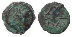 Ancient Coins - Cimmerian Bosporos, Pantikapaion. Circa 304/3-250 BC. Æ 15