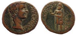 Ancient Coins - Phrygia,  Aezanis. Gaius (Caligula). AD 37-41. Æ 20