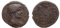 Ancient Coins - Pisidia, Cremna. Hadrian. AD 117-138. Æ 27, Very Rare