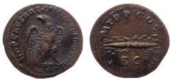 Ancient Coins - Hadrian, AD.117-138. Quadrans