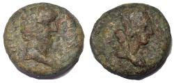 Ancient Coins - CILICIA, Flaviopolis-Flavias. Marcus Aurelius. As Caesar, AD 139-161. Æ 21