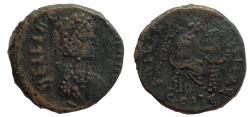 Ancient Coins - Aelia Flaccilla. Augusta, AD 379-386/8. Æ 13