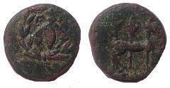 Ancient Coins - Ionia, Ephesos. Circa 200-190 BC. Æ 13
