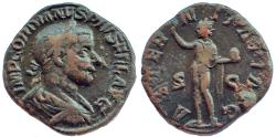 Ancient Coins - Gordian III. AD 238-244. Æ Sestertius