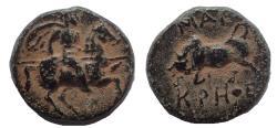 Ancient Coins - Ionia, Magnesia ad Maeandrum. Circa 350-200 BC. Æ 14