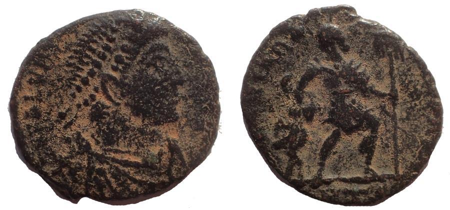 Ancient Coins - Valens. AD 364-378. Æ 16