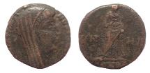 Ancient Coins - Divus Constantine I. Died AD 337. Æ Follis