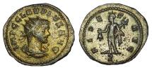 Ancient Coins - Claudius II Gothicus. AD 268-270. Antoninianus, Antioch mint.