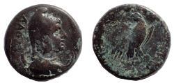 Ancient Coins - Phrygia, Laodicea ad Lycum. Pseudo-autonomous issue. Time of Tiberius, AD 14-37(?). Æ 16