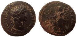 Ancient Coins - Lydia, Nacrasa. Trajan. 98-117 AD. Æ 18