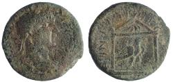 Ancient Coins - Cilicia, Philadelphia. Trajan. AD 98-117. Æ 23