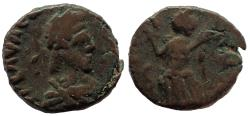 Ancient Coins - Valentinian III. AD 425-455. Æ Nummus