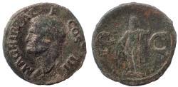 Ancient Coins - Marcus Agrippa, Lieutenant of Augustus (died 12 BC). AE As