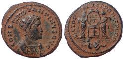 Ancient Coins - Constantine I. AD 307/310-337. Æ Follis. Rare.