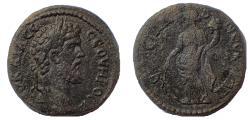 Ancient Coins - Ionia, Ephesos, Septimius Severus, 193-211 AD. AE 21