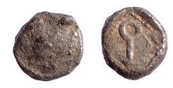 Ancient Coins - Cilicia. Tarsos circa 500-400 BC. Ar Obol. Rare.