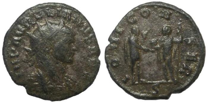 Ancient Coins - Aurelian, 270-275 A.D.  AE Antoninianus
