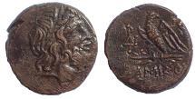 Ancient Coins - Pontos: Amisos, circa 100-85 BC, time of Mithridates VI. Æ 19, EF