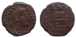 Ancient Coins - Magnus Maximus AD 383-388. Arles Follis