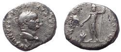 Ancient Coins - Vespasian. AD 69-79. AR Denarius