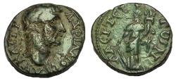 Ancient Coins - CILICIA. Laertes. Hadrian.117-138 AD. Æ 20