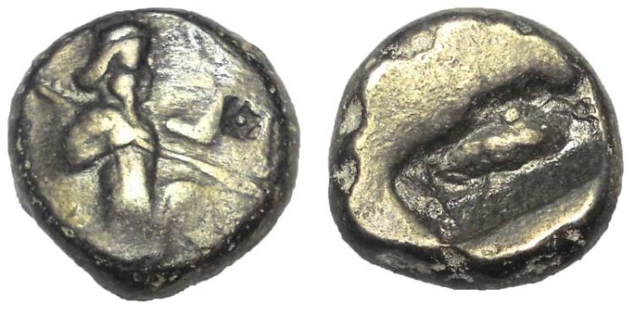 Ancient Coins - Persia: Achaemenid Empire, Xerxes II to Artaxerxes II,  ca. 420-375 BC.  AR Siglos