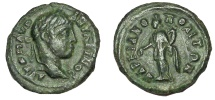Ancient Coins - Moesia Inferior, Marcianopolis. Elagabalus. AD 218-222. Æ 16