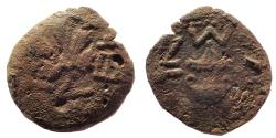 Ancient Coins - Judaea, Jewish War. 66-70 CE. Æ Prutah