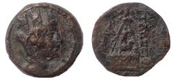 Ancient Coins - Cilicia, Tarsos. After 164 BC. Æ 21